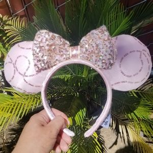 BEST DAY EVER Minnie mouse ears